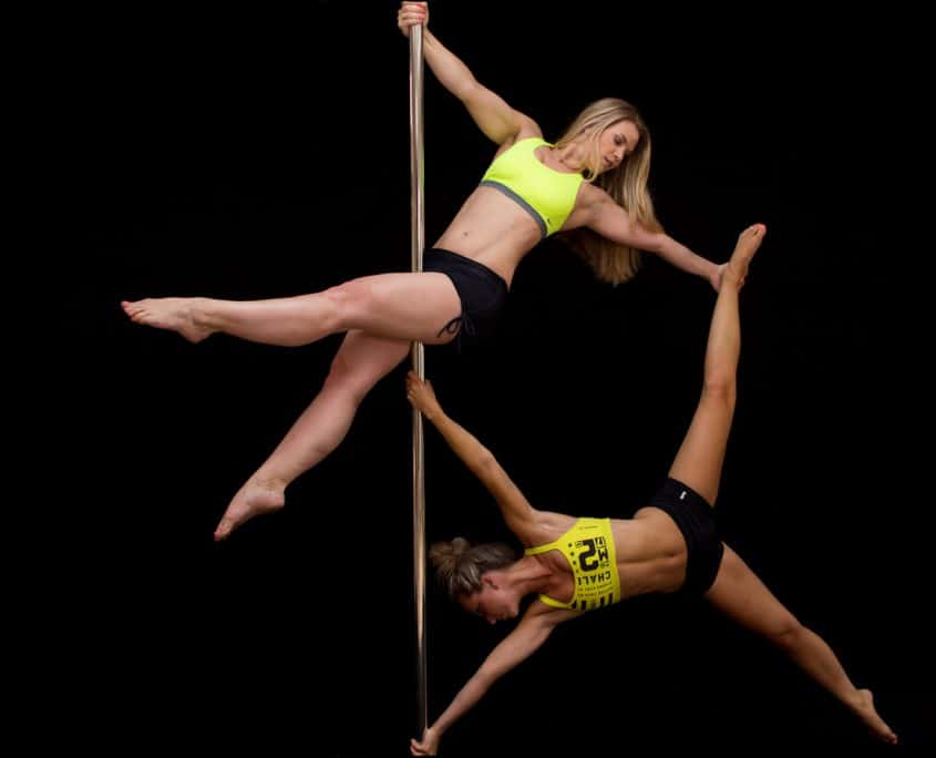 Pole Moves Duo Moves